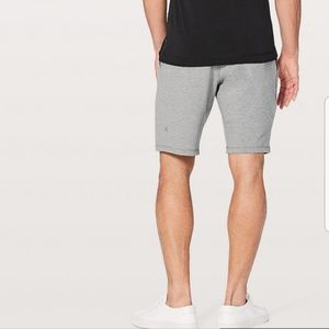 😎Lululemon😎NWOT MENS City Sweat Short